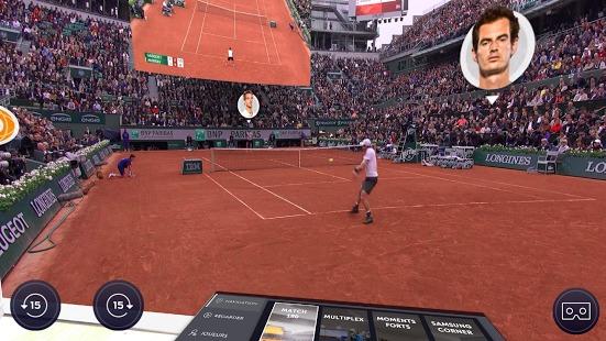 Roland Garros VR